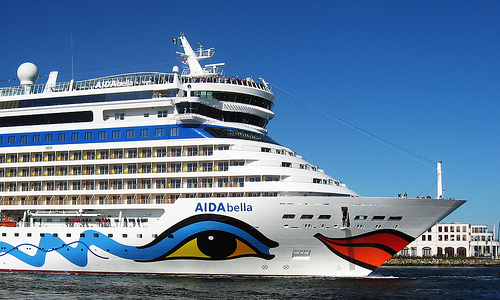 Kreuzfahrtschiffe im ADAC-Test