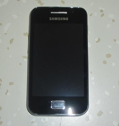 testsieger-info.de testet das Android Smartphone Samsung Galaxy Ace