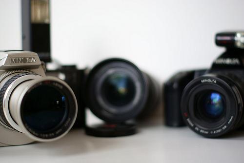 Die besten Digitalkameras kommen auch in 2012 von Sony