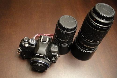 Die besten digitalen Spiegelreflexkameras