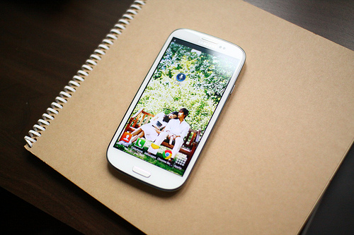 Android-Smartphone: Samsung Galaxy S 3