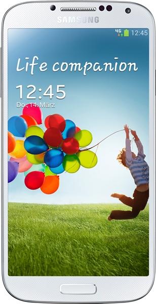 Samsung Galaxy S4- Top-Smartphone - Vorsrung vor dem iPhone5