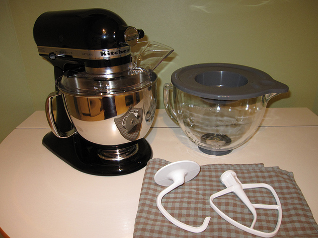 Küchenmaschine im Test: Kitchenaid Artisan