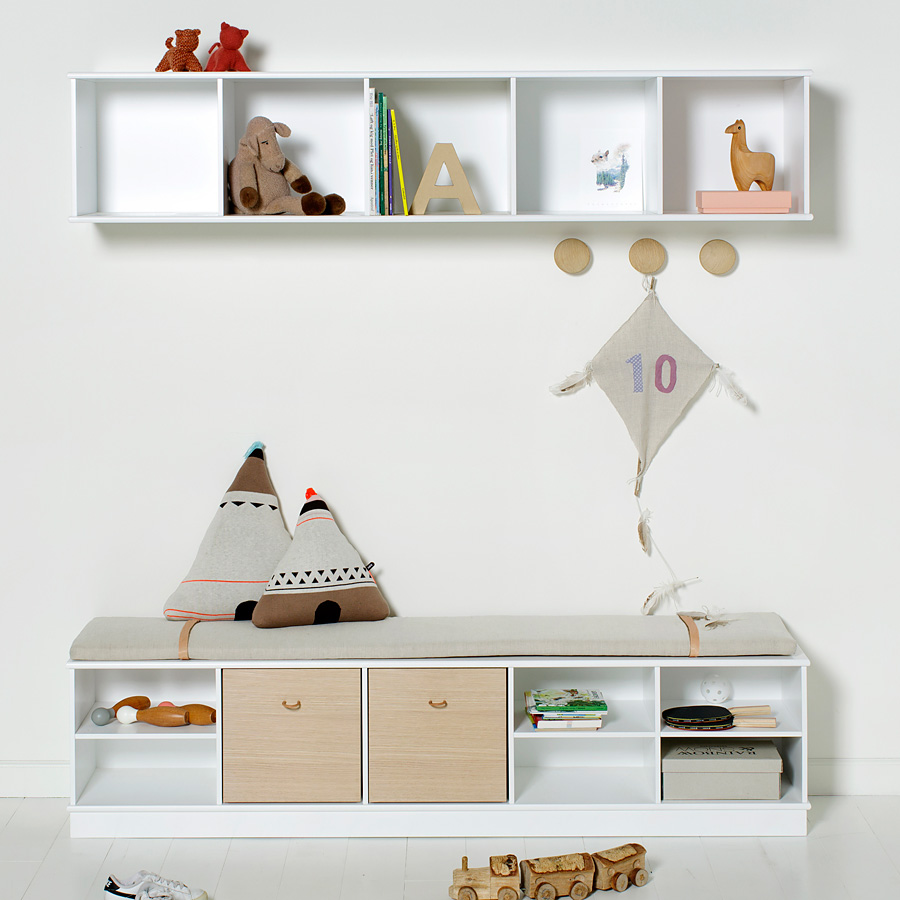 Oliver furniture wood collection kinderm bel aus massivholz - Kindermobel test ...
