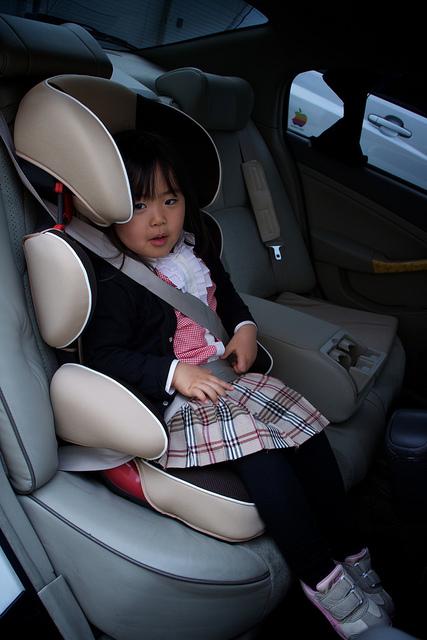 Auto-Kindersitz kaufen: Für die Sicherheit des Kindes im Straßenverkehr